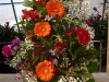 Not your usual church flowers!