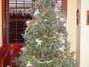 Purple/Silver Theme Tree